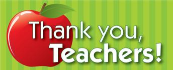 Happy teacher appreciation week gurian institute happy teacher appreciation week sciox Images